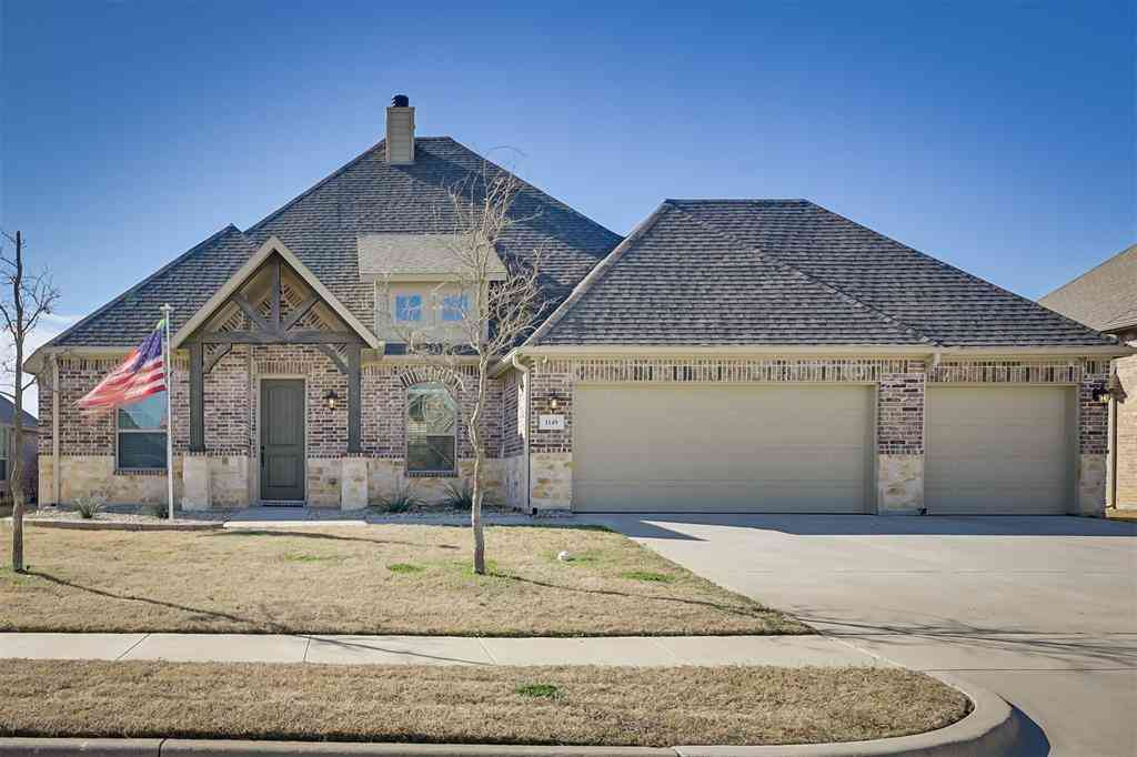 1149 Blue Sky Lane, Burleson, TX, 76058,