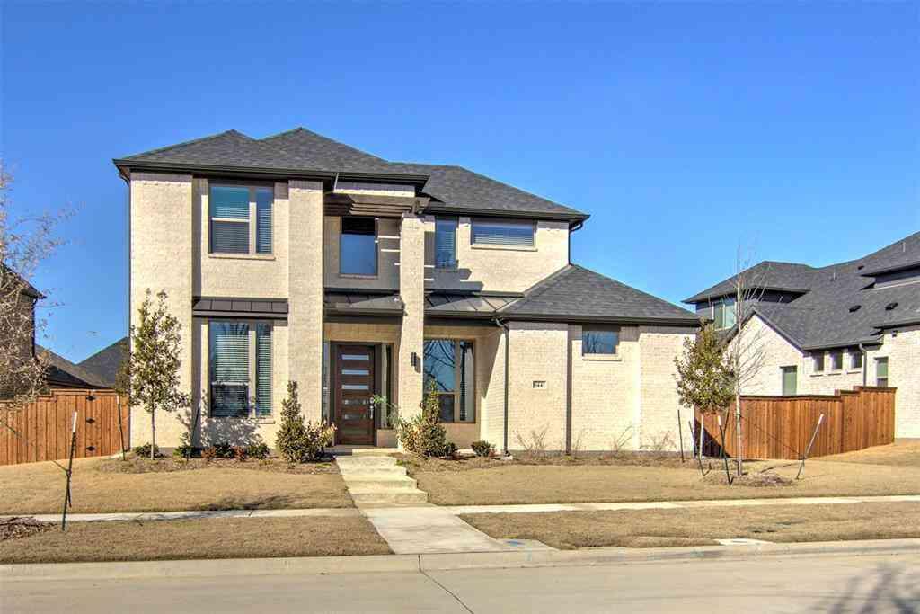 8443 Wild Rye Road, Frisco, TX, 75035,