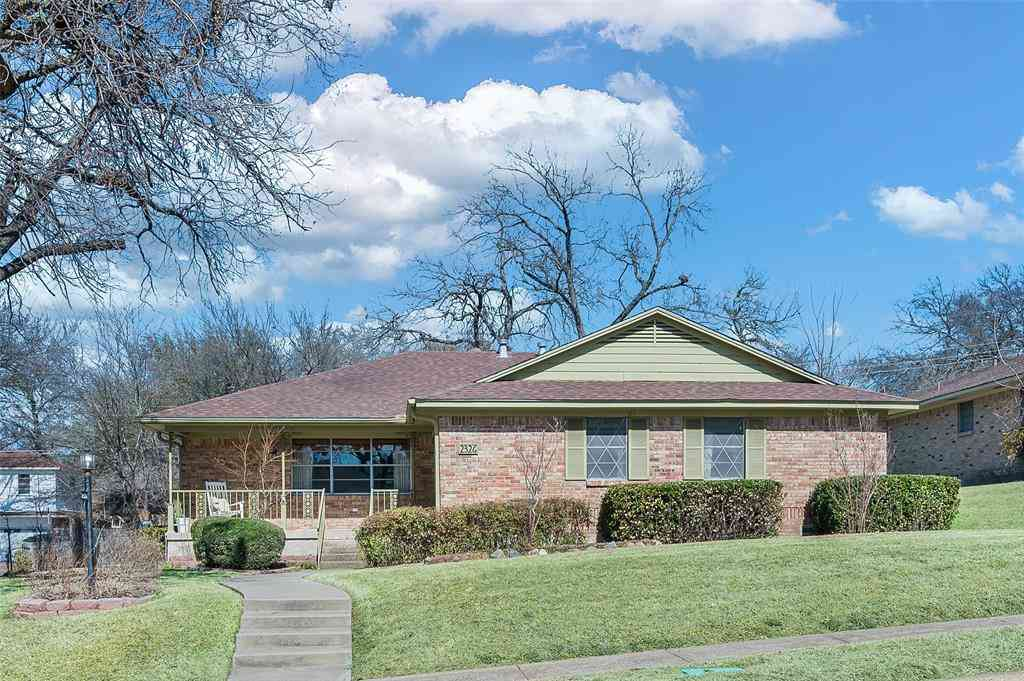 2326 Pinebluff Drive, Dallas, TX, 75228,