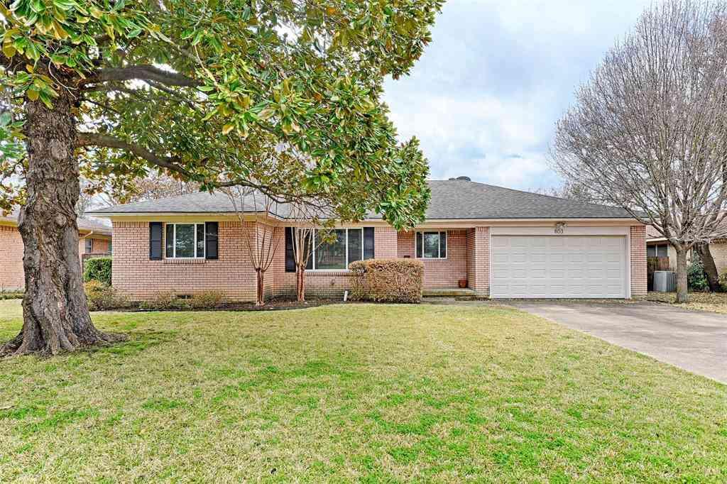 803 Scottsdale Drive, Richardson, TX, 75080,
