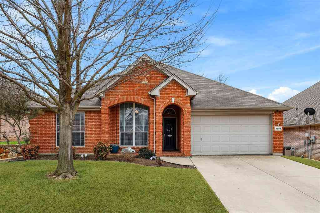 4509 Tacoma Terrace, Fort Worth, TX, 76123,