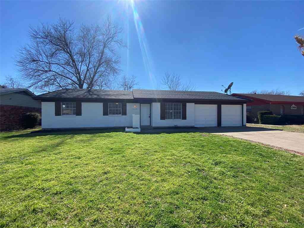 3608 Carriage Hill Drive, Forest Hill, TX, 76140,