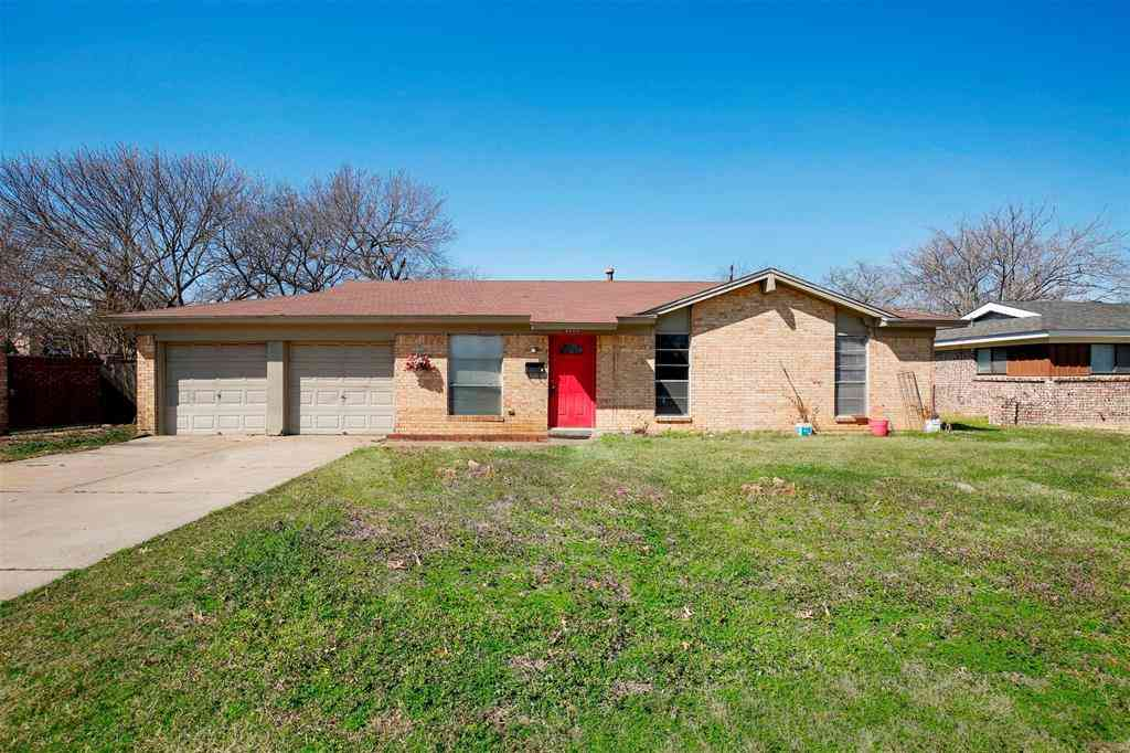 4805 Wyoming Trail, North Richland Hills, TX, 76180,