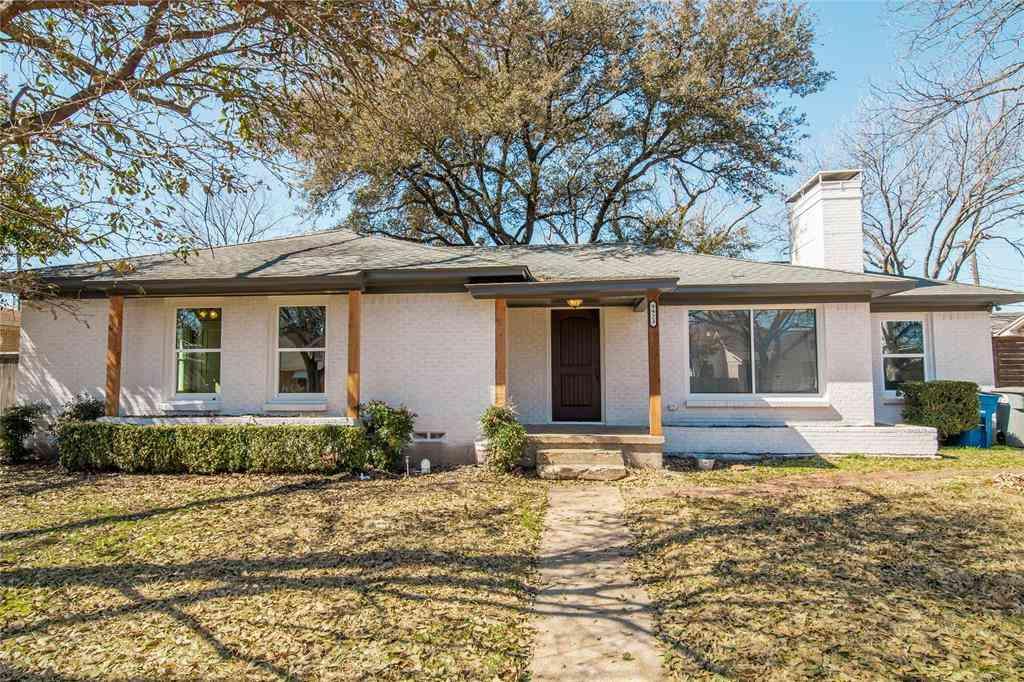 9923 Carnegie Drive, Dallas, TX, 75228,
