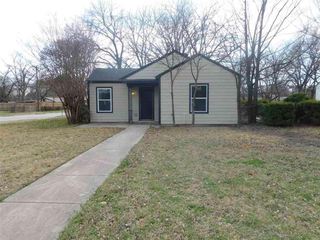 533 11th Street, Grand Prairie, TX, 75051,