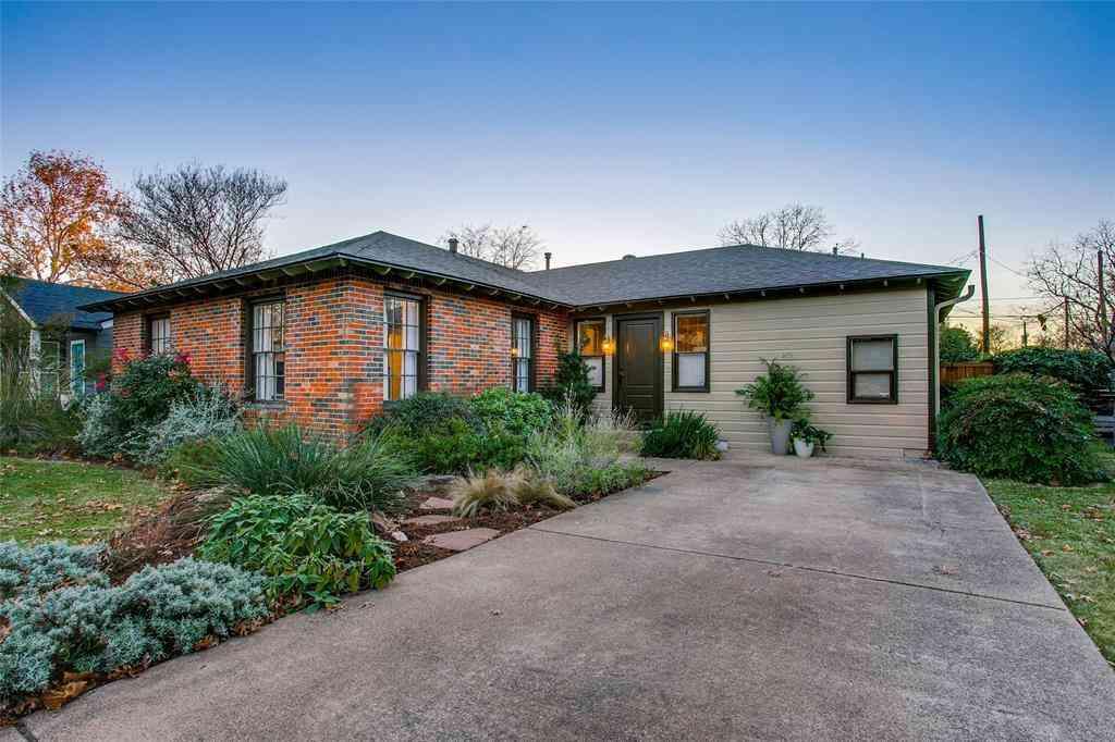 9809 Lakemont Drive, Dallas, TX, 75220,