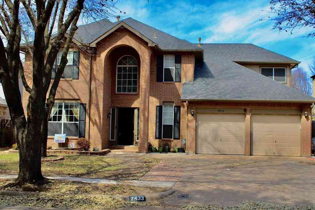 7433 Los Padres Trail, Fort Worth, TX, 76137,