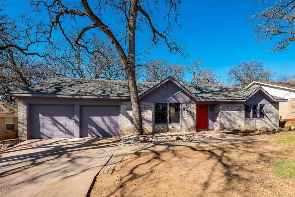 6741 Starnes Road, North Richland Hills, TX, 76182,