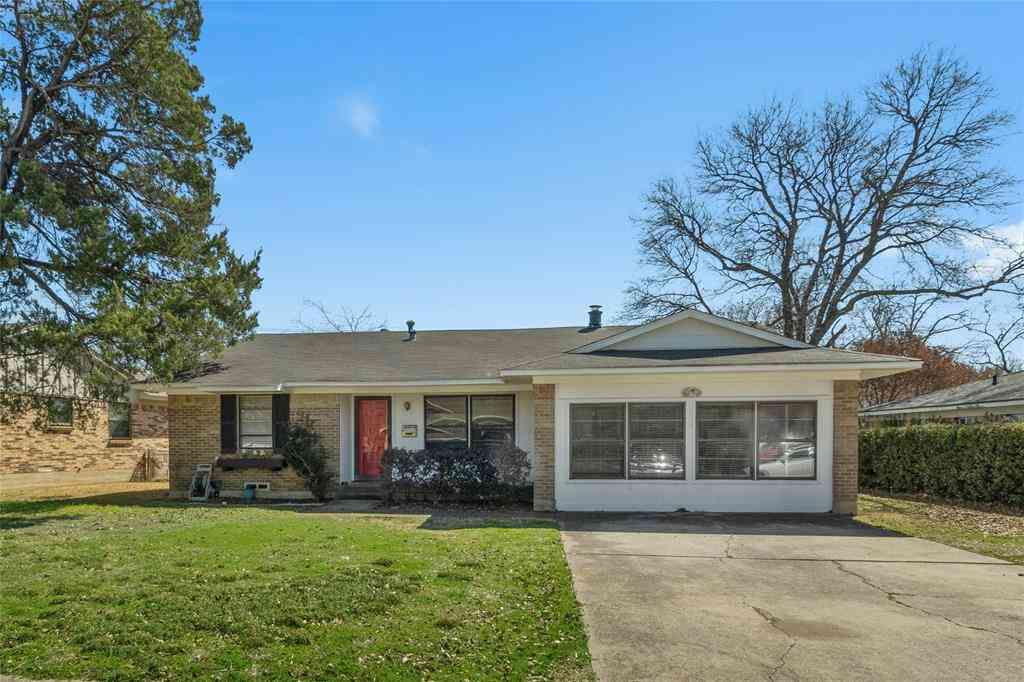 13660 Purple Sage Road, Dallas, TX, 75240,