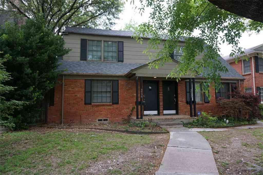 3932 Buena Vista Street, Dallas, TX, 75204,