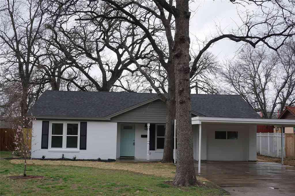733 Schilder Drive, River Oaks, TX, 76114,