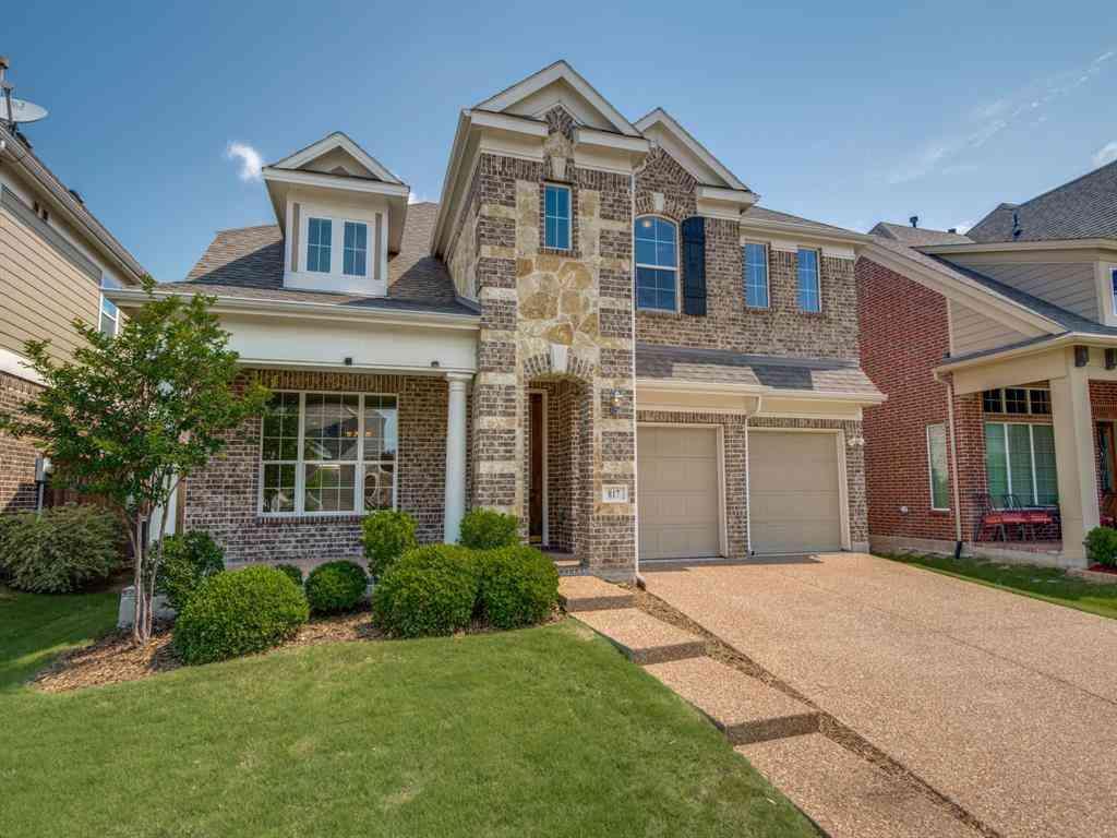 817 Oglethorpe Lane, Savannah, TX, 76227,
