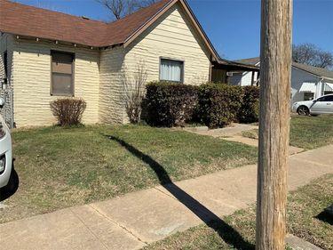 1601 Avenue E, Fort Worth, TX, 76104,