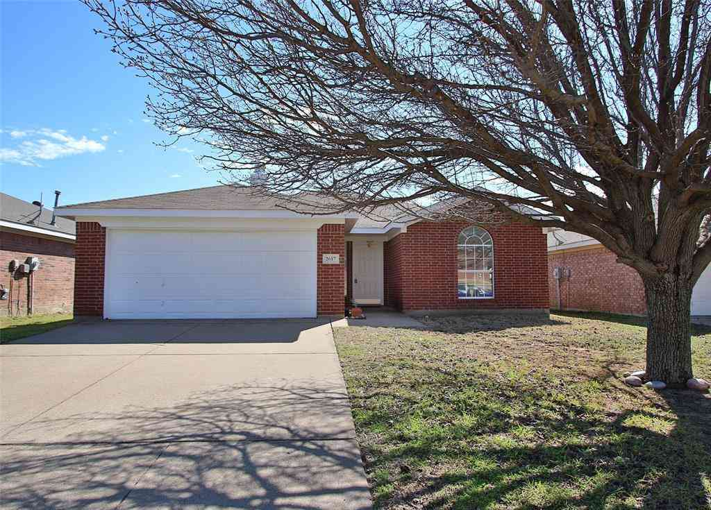 2617 Ensenada Lane, Fort Worth, TX, 76108,
