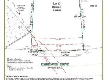 2150 Kimbrough Drive, Irving, TX, 75038,