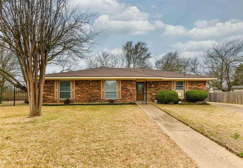 207 Greenstone Circle, Duncanville, TX, 75116,
