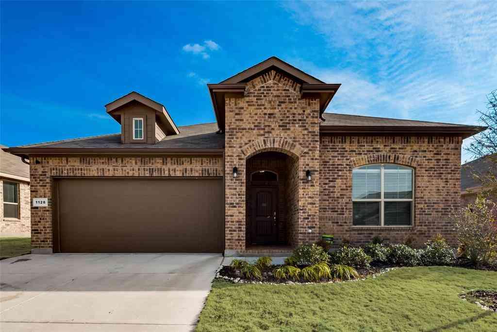 1128 Twin Brooks Lane, Fort Worth, TX, 76177,