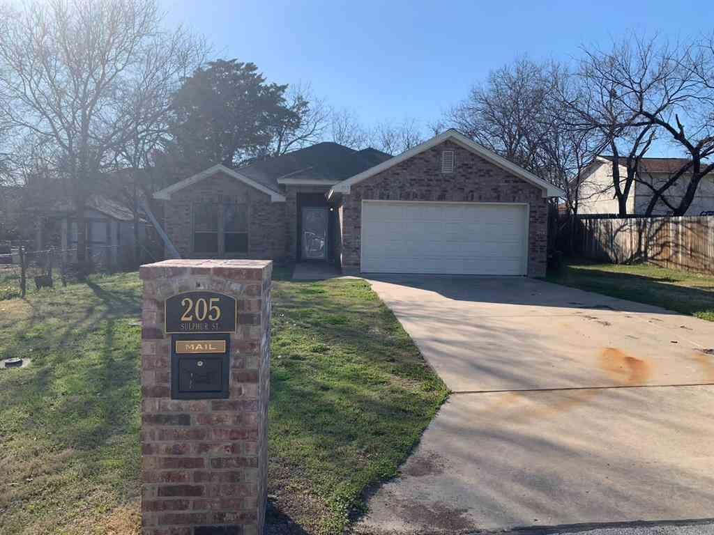 205 N Sulphur Street, Kennedale, TX, 76060,