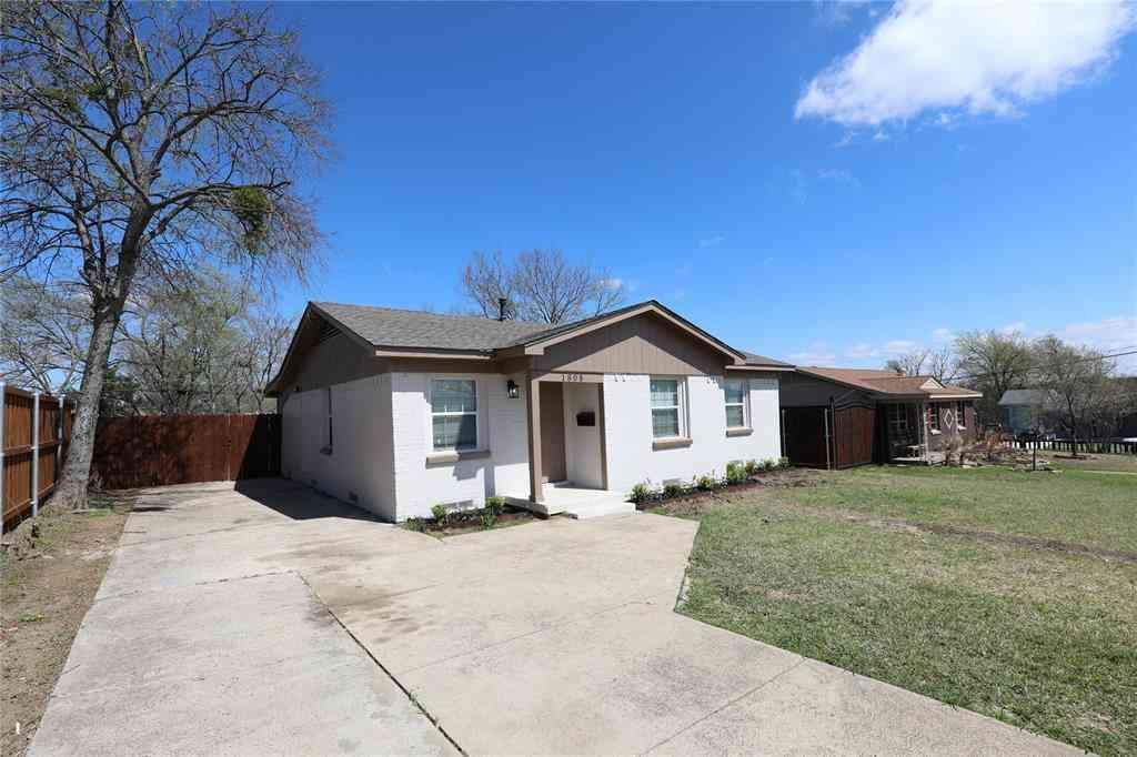1805 Mount Pleasant Drive, Mesquite, TX, 75149,