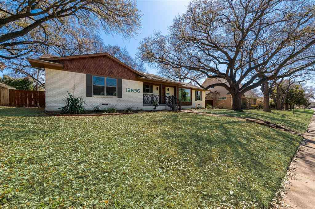 13636 Far Hills Lane, Dallas, TX, 75240,