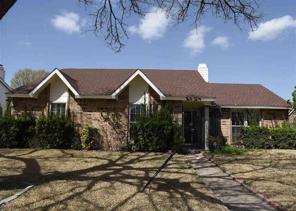 2729 Centennial Drive, Garland, TX, 75042,