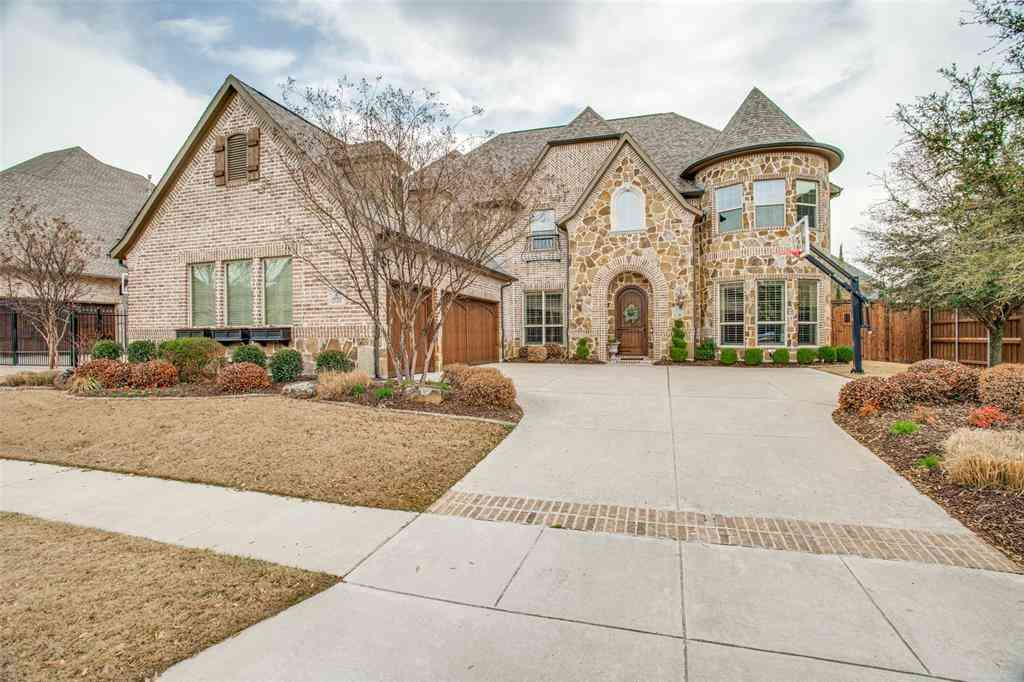 4151 Castle Bank Lane, Frisco, TX, 75033,