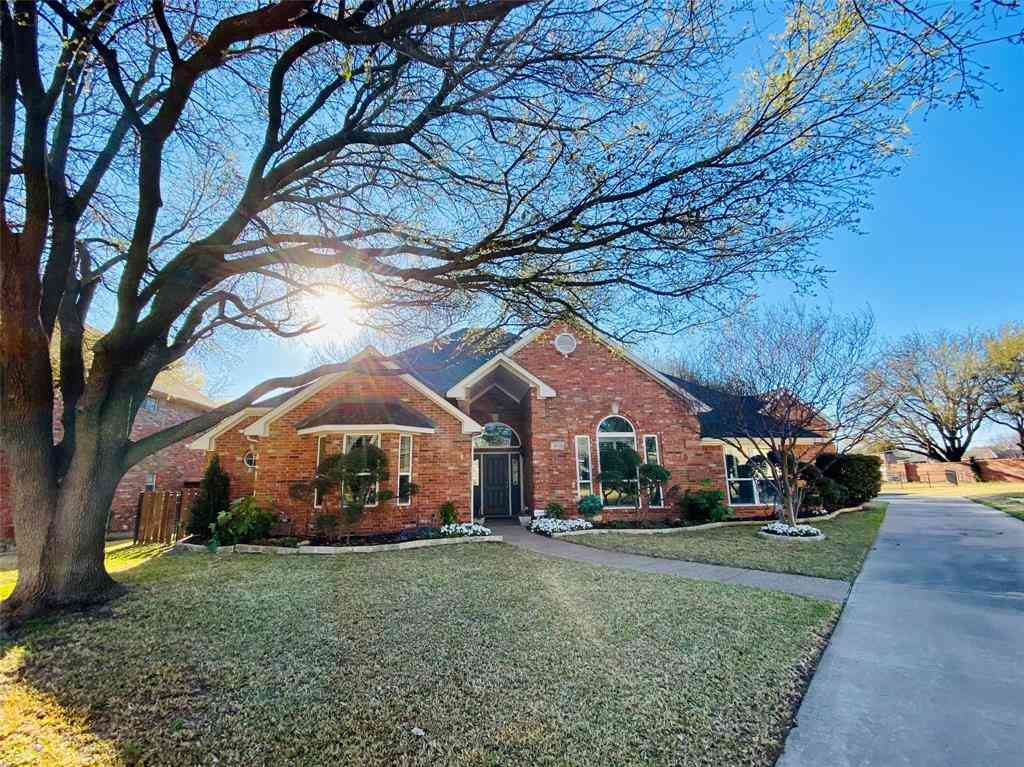 4013 Mesa Ridge Drive, Fort Worth, TX, 76137,
