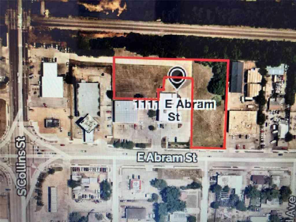 1111 E Abram Street, Arlington, TX, 76010,