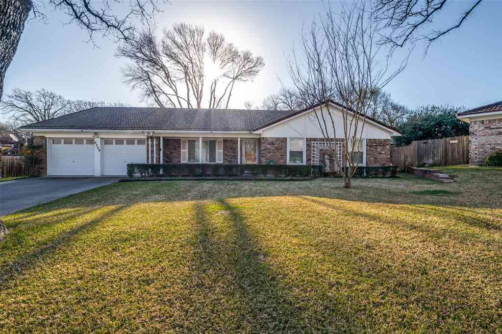 4209 Pleasant Forest Court, Arlington, TX, 76015,