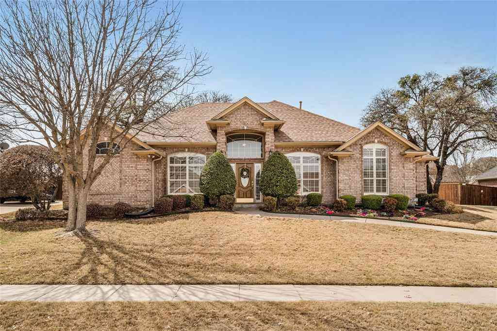 1402 Hidden Oaks Circle, Corinth, TX, 76210,
