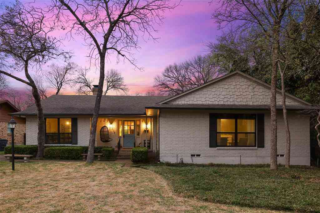 3021 Cliffoak Drive, Dallas, TX, 75233,