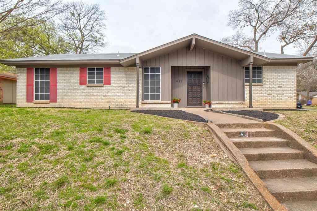 411 Lazy River Drive, Duncanville, TX, 75116,