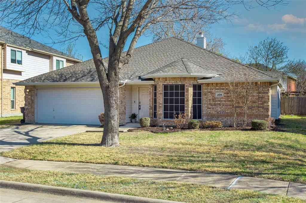 248 Willowlake Drive, Little Elm, TX, 75068,