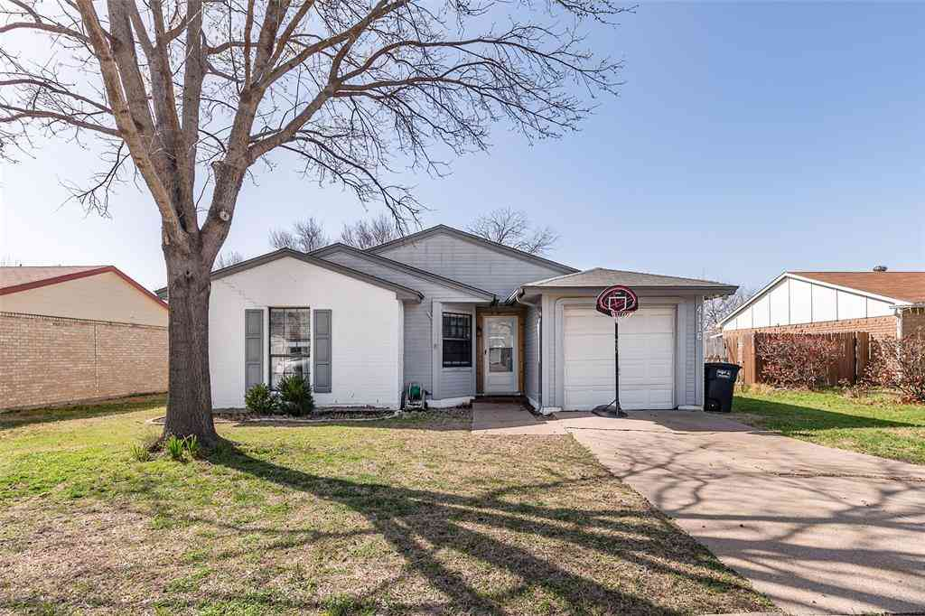 4116 Pepperbush Drive, Fort Worth, TX, 76137,