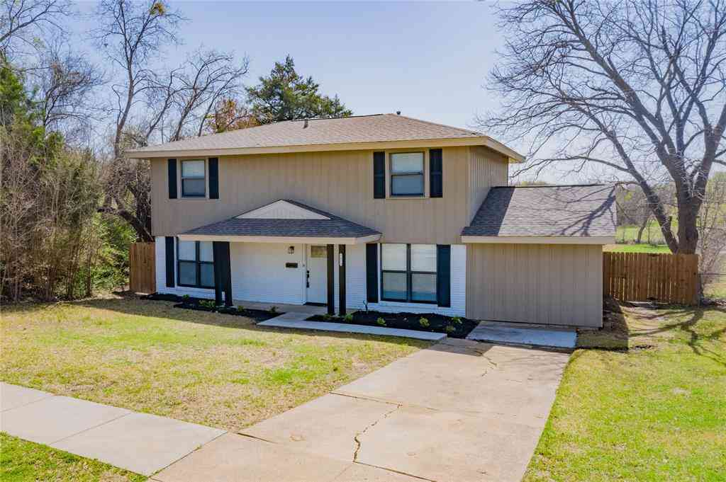 1673 Poplar Drive, Mesquite, TX, 75149,