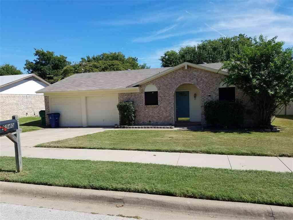 6540 Bernadine Drive, Watauga, TX, 76148,