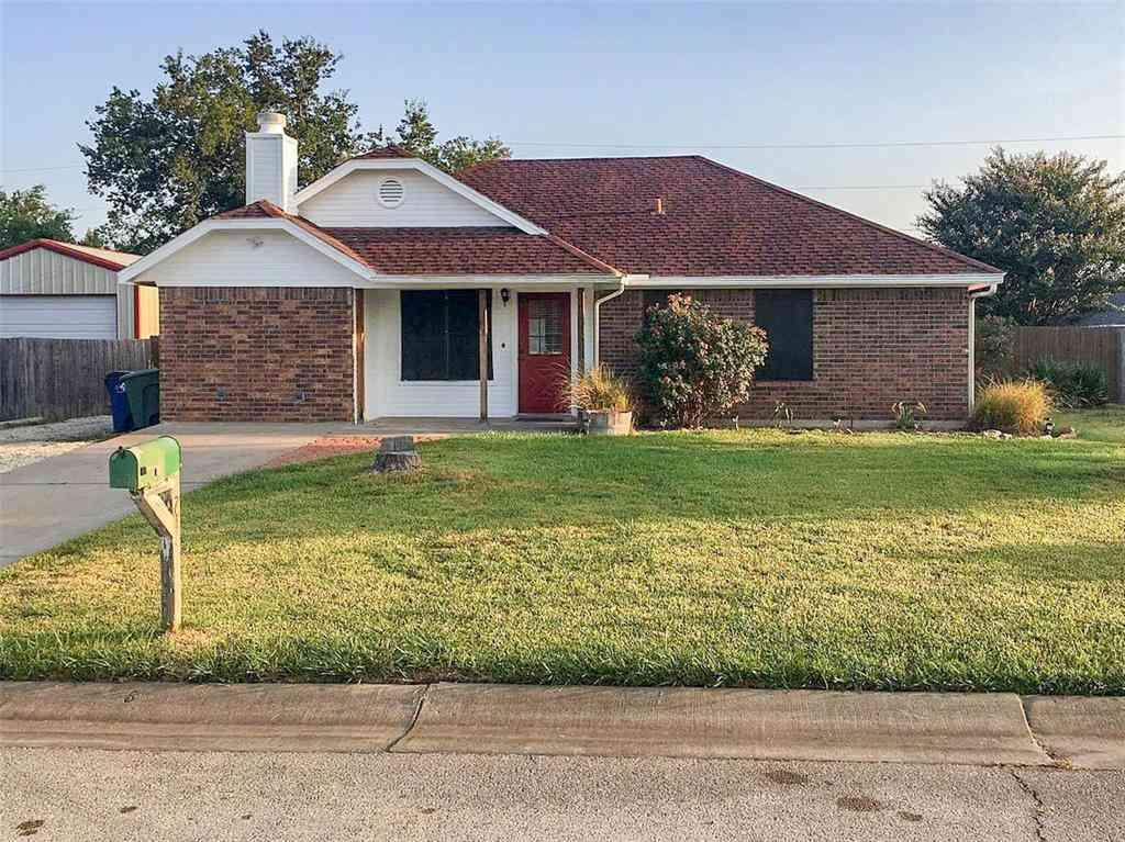 212 Brook Circle, Krum, TX, 76249,
