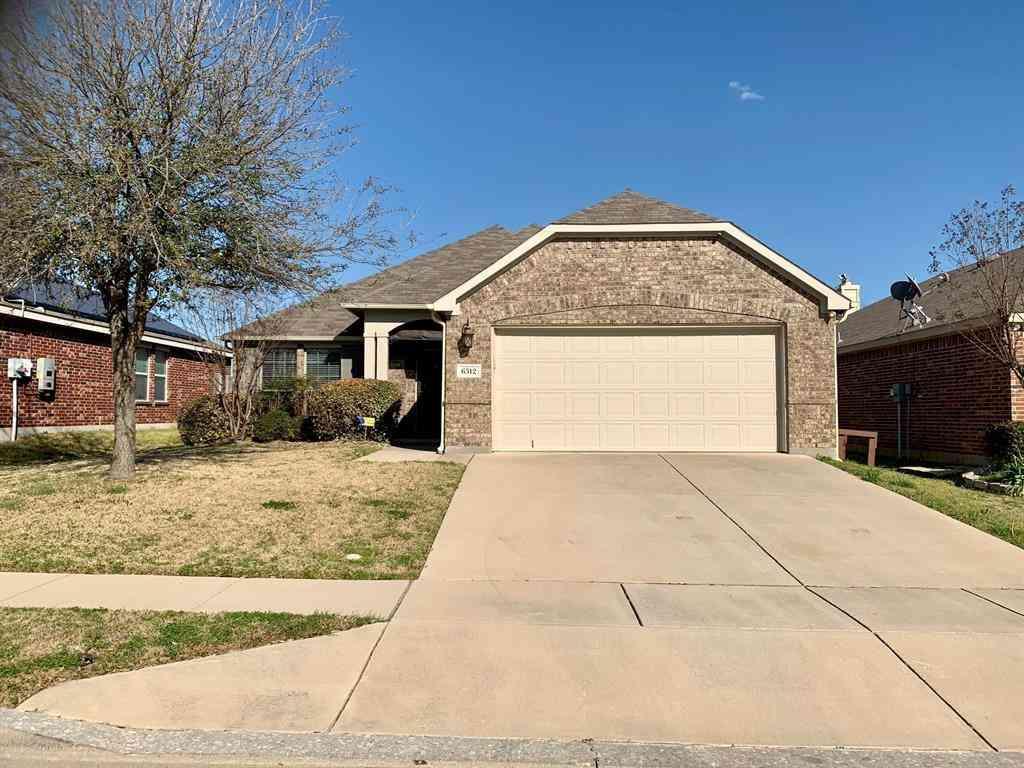 6312 Chalk Hollow Drive, Fort Worth, TX, 76179,