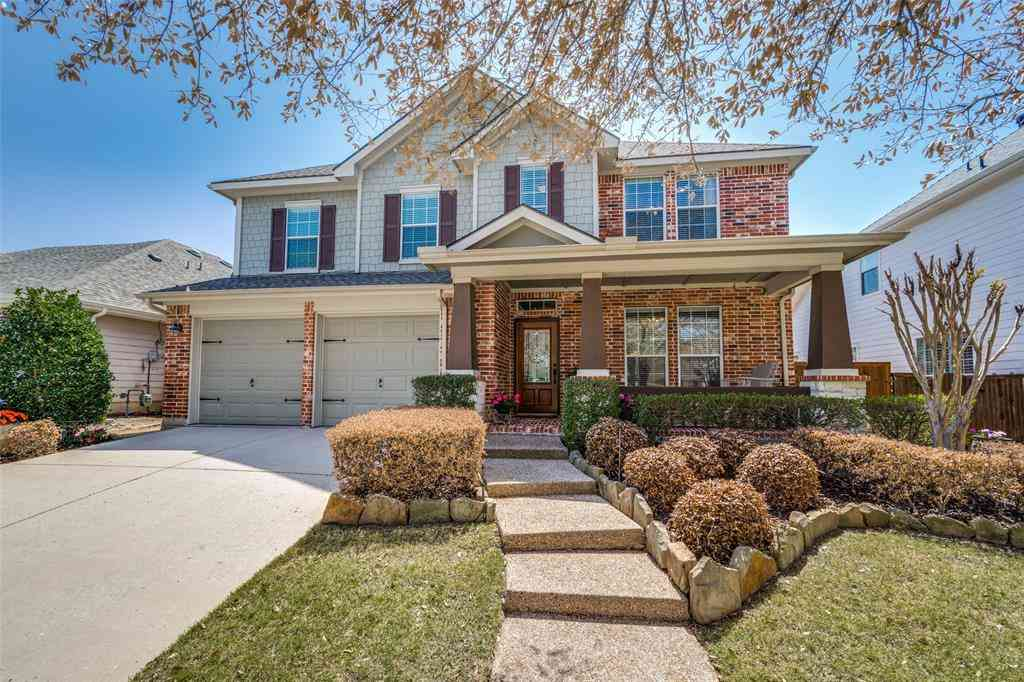 3417 Fountainbleau Lane, Frisco, TX, 75033,