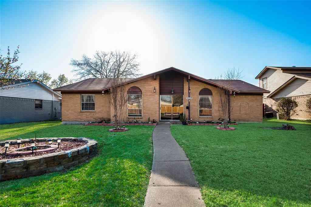 1113 Larchfield Drive, Garland, TX, 75042,