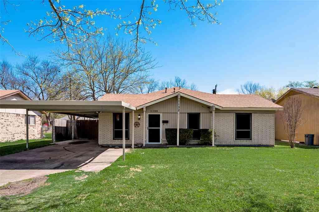 1132 Wilkinson Drive, Mesquite, TX, 75149,