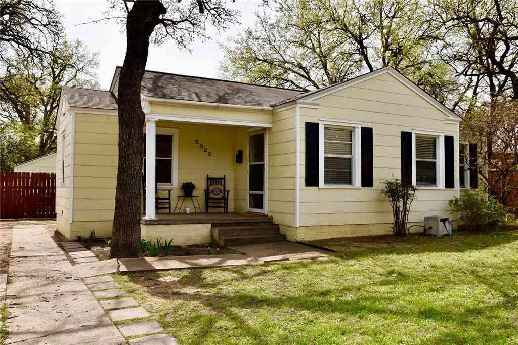 5025 Tulane Avenue, River Oaks, TX, 76114,