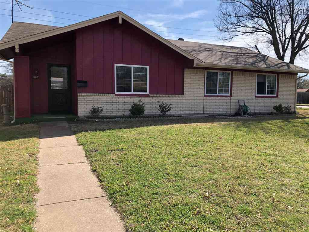 3034 Hillsdale Lane, Garland, TX, 75042,
