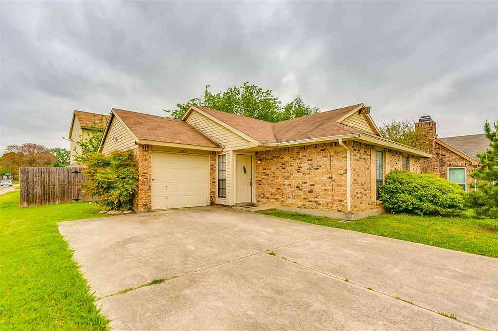 6762 Dandelion Drive, Fort Worth, TX, 76137,