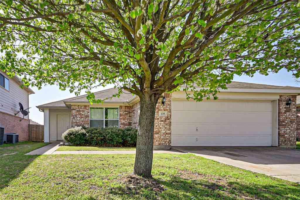 135 Jefferson Drive, Venus, TX, 76084,