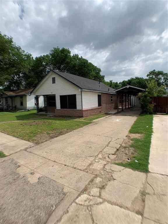 514 2nd Street, Grand Prairie, TX, 75051,