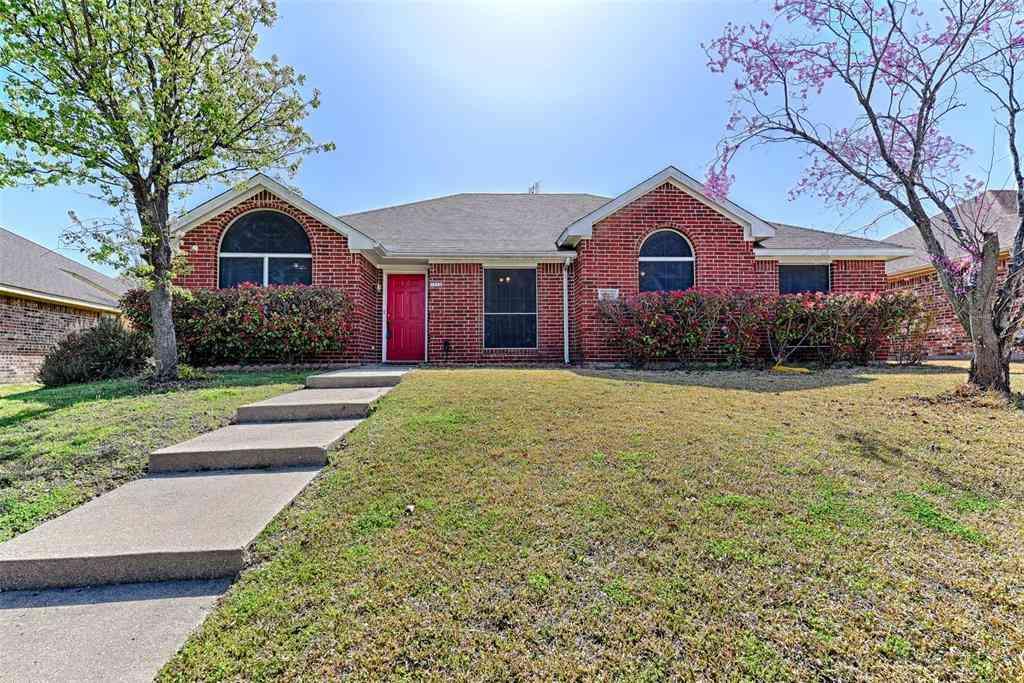 1512 Doris Drive, Mesquite, TX, 75149,