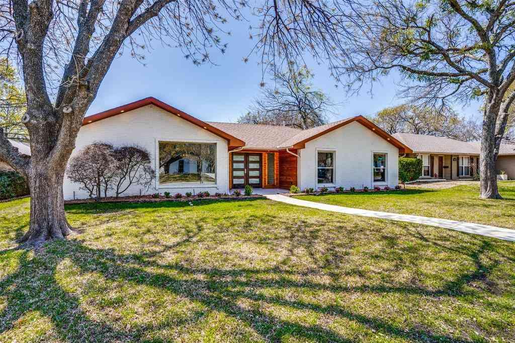 3912 Antigua Drive, Dallas, TX, 75244,