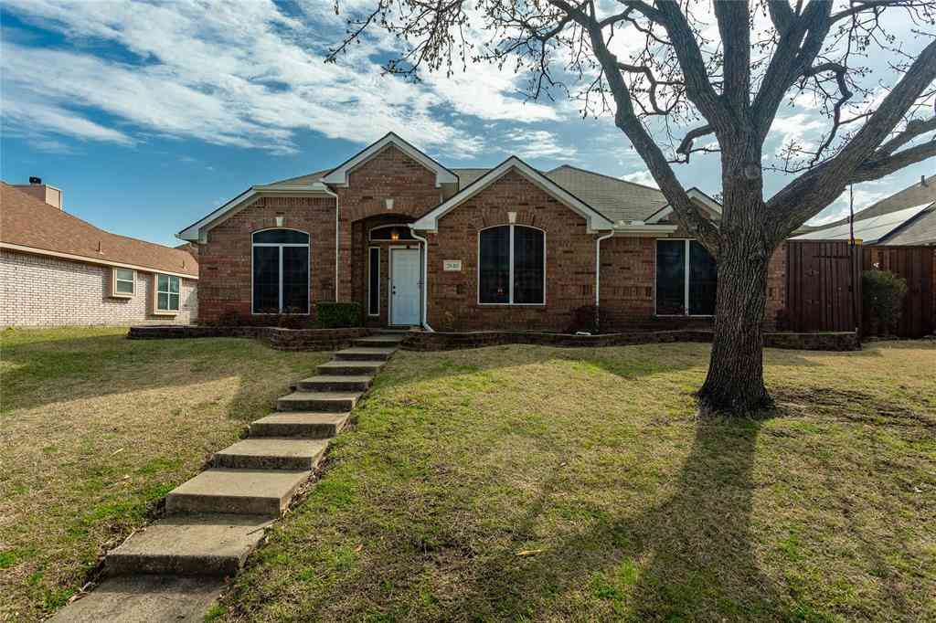2610 Ridgeview Drive, Sachse, TX, 75048,