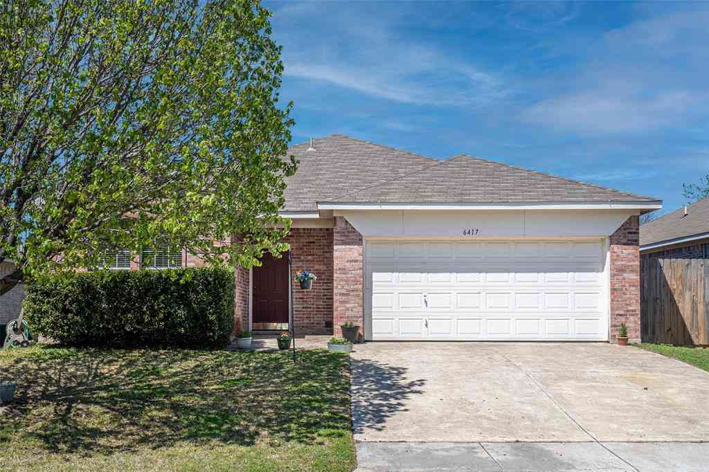 6417 Rainwater Way, Fort Worth, TX, 76179,
